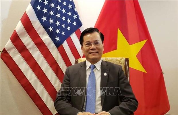 Les Etats-Unis n'ont pas l'intention de suspendre les importations de textiles du Vietnam hinh anh 1