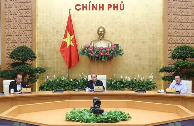 COVID-19 : Le Vietnam est maintenant a la troisieme phase du combat hinh anh 1