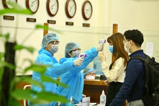 Un autre cas de COVID-19 signale au Vietnam hinh anh 1