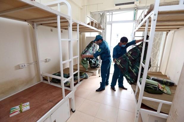 Le nombre total de cas de COVID-19 au Vietnam est desormais de 123 hinh anh 1