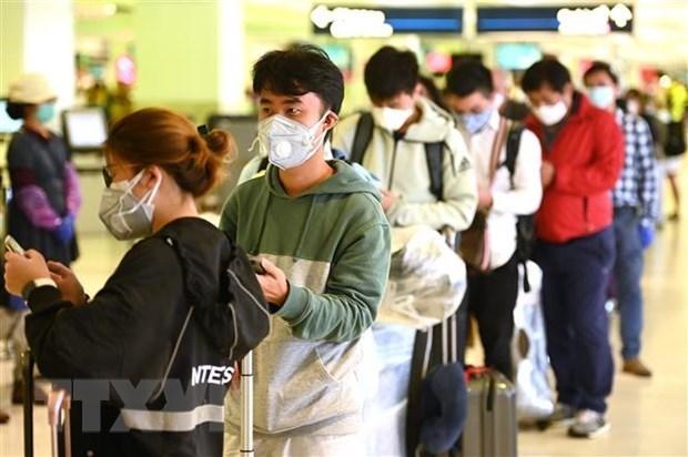 Le ministere des AE exhorte les citoyens vietnamiens a ne pas voyager hinh anh 1