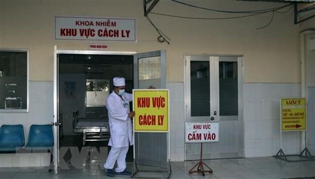 COVID-19 : le Vietnam compte 116 cas de contamination hinh anh 1