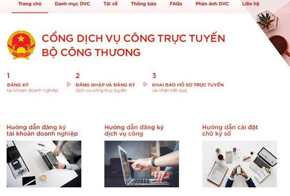 Le MoIT renforce ses services publics en ligne hinh anh 1