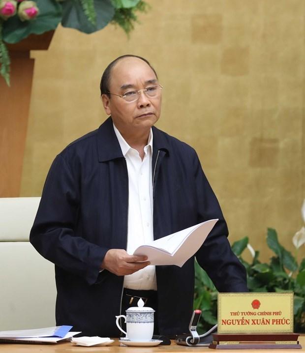 Le PM ordonne la verification de tous les entrants au Vietnam depuis le 8 mars hinh anh 1