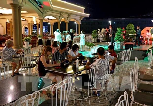 Fermeture temporaire des restaurants et des zones de loisirs a Ho Chi Minh-Ville hinh anh 1