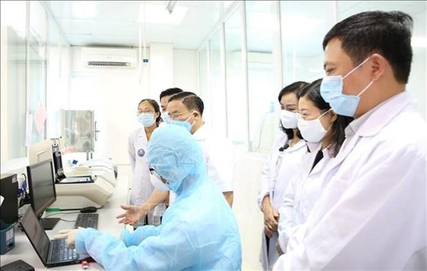 Ha Tinh accorde toutes les ressources pour la prevention et le controle du COVID-19 hinh anh 1