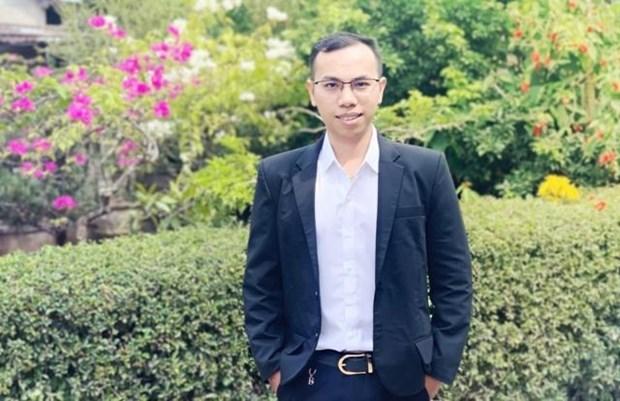 Le Anh Tien, trois ans et un million de dollars hinh anh 1