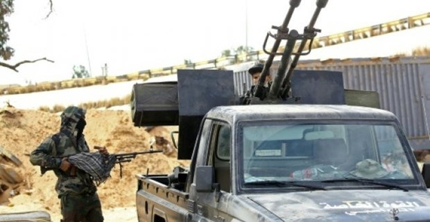 Le Vietnam appelle au respect du cessez-le-feu en Libye hinh anh 1