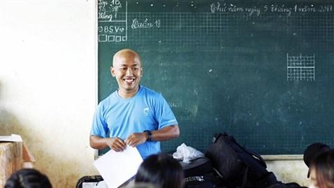 Hauts plateaux du Centre : Nguyen Sieu Hanh et ses projets benevoles hinh anh 1