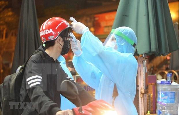 Le Vietnam enregistre 188 cas de COVID-19 hinh anh 1