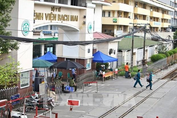 COVID-19 : Le total des cas confirmes au Vietnam s'eleve a 194 hinh anh 1