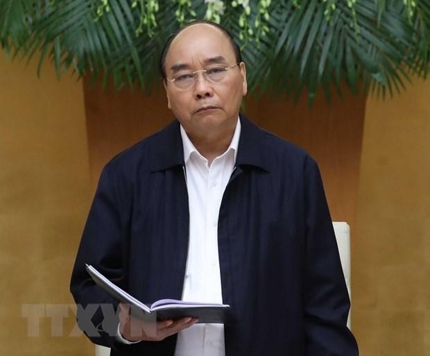 Le gouvernement n'a pas encore envisage le blocage des grandes villes hinh anh 1