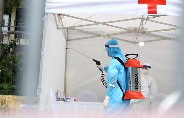 Le Vietnam signale trois nouveaux cas de coronavirus hinh anh 1