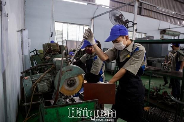 1er trimestre: Une croissance faible pour l'industrie hinh anh 1