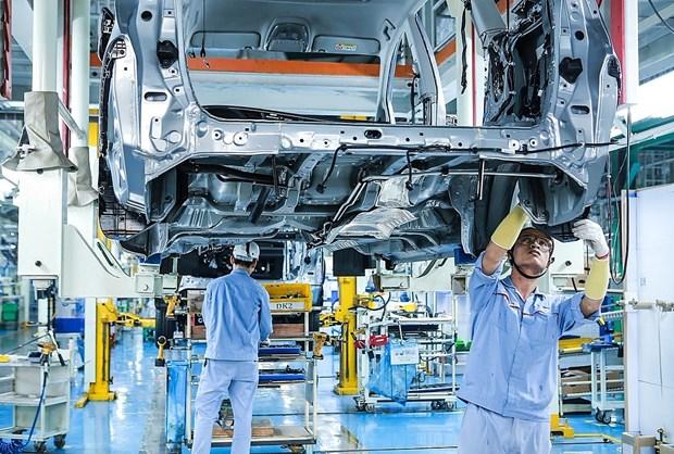 COVID-19: Toyota Vietnam suspend sa production hinh anh 1