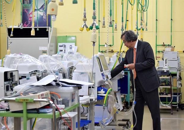 Coronavirus : Metran va produire des respirateurs au Vietnam hinh anh 1