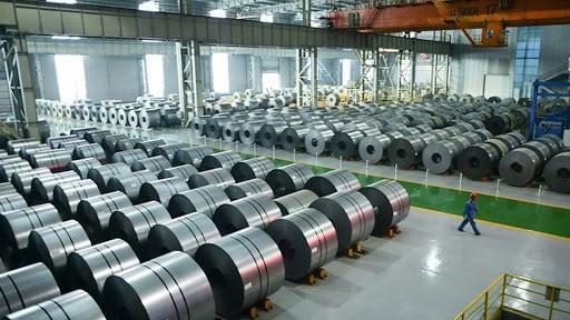 Croissance exceptionnelle des exportations nationales de fer et d'acier en Chine hinh anh 1
