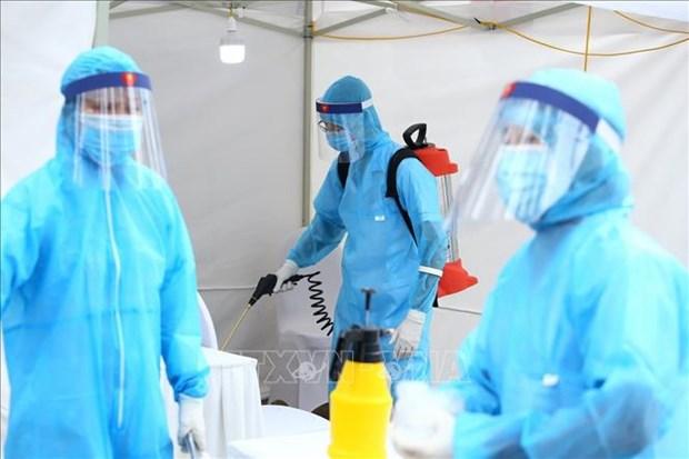 Le Vietnam comptabilise 222 cas de COVID-19 hinh anh 1
