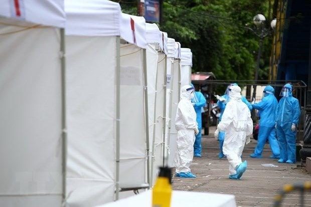 Presse russe: le gouvernement vietnamien applique rapidement et resolument les mesures anti-COVID-19 hinh anh 1
