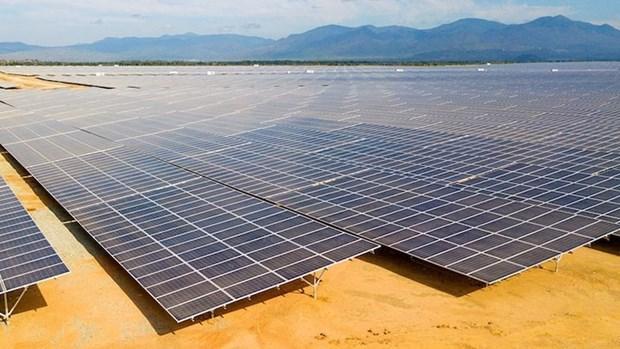 Un groupe thailandais a acquis quatre fermes solaires vietnamiennes hinh anh 1