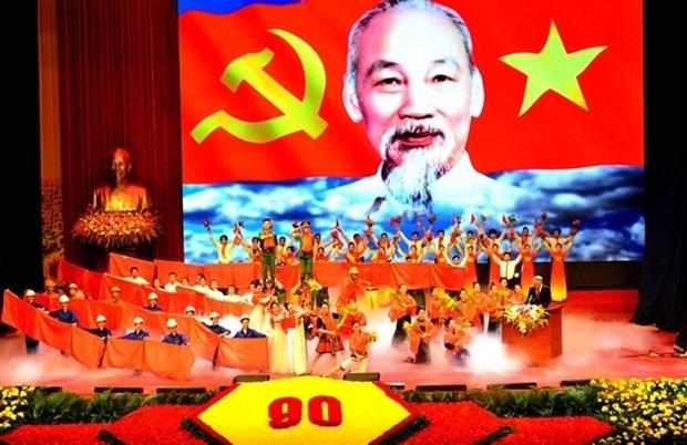Renforcer la propagande sur la celebration du 130e anniversaire de la naissance du President Ho Chi Minh hinh anh 1