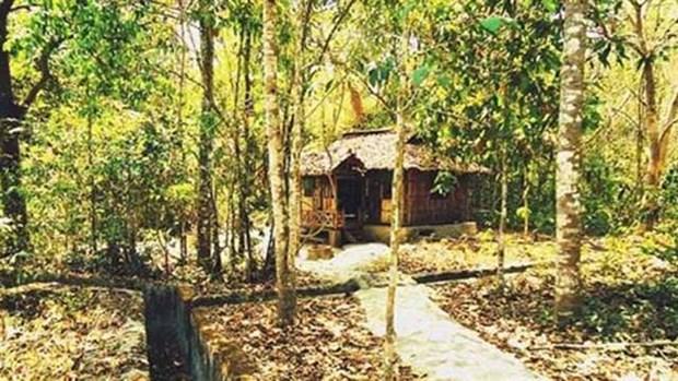 Le foret de Chang Riec et le Parc national Lo Go-Xa Mat se fusionnent hinh anh 1