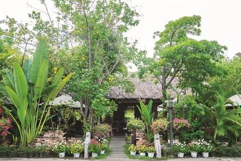 Village de Binh Quoi, une bulle de nature au cœur de Ho Chi Minh-Ville hinh anh 1