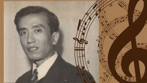 Nguyen Xuan Khoat, l'homme de deux musiques hinh anh 1