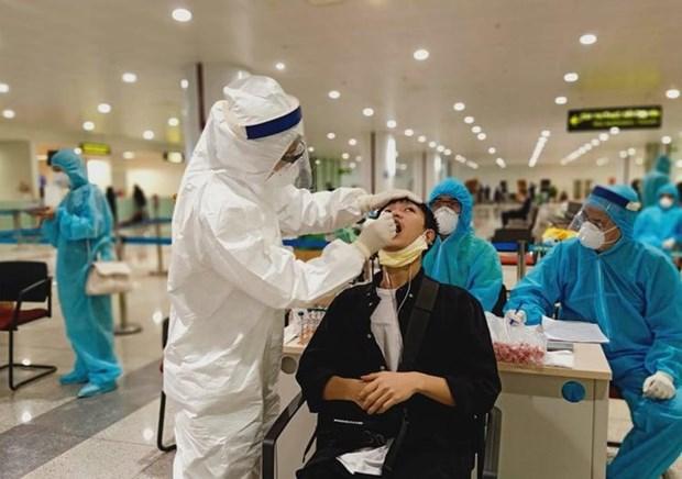 Coronavirus : Ho Chi Minh-Ville diagnostique les passagers entrants hinh anh 1