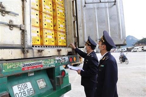 Vietnam - Chine : les echanges commerciaux de retour a la normale hinh anh 1