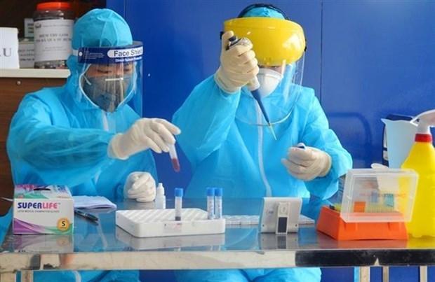 Le Vietnam offre 500 kits de test COVID-19 a l'Indonesie hinh anh 1