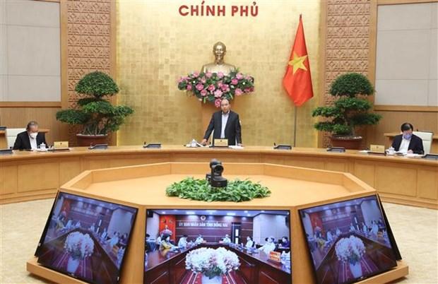 Le PM demande d'accelerer le projet d'aeroport de Long Thanh hinh anh 2