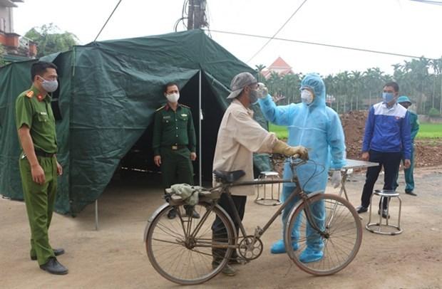 Quatre autres cas de COVID-19 signales au Vietnam, pour un total de 255 hinh anh 1