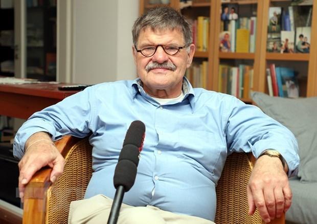 Mer Orientale : un expert allemand appelle a edifier la confiance et a negocier le COC hinh anh 1