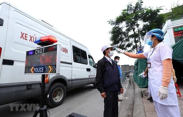 ASEAN Post apprecie la reponse du Vietnam au COVID-19 hinh anh 1