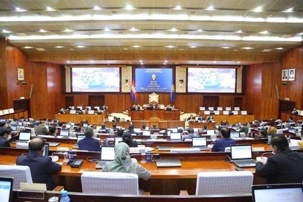 Le Cambodge adopte le projet de loi sur l'etat d'urgence hinh anh 1