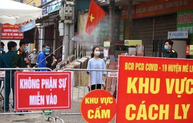 COVID-19 : le bilan passe a 260 cas de contamination au Vietnam hinh anh 1
