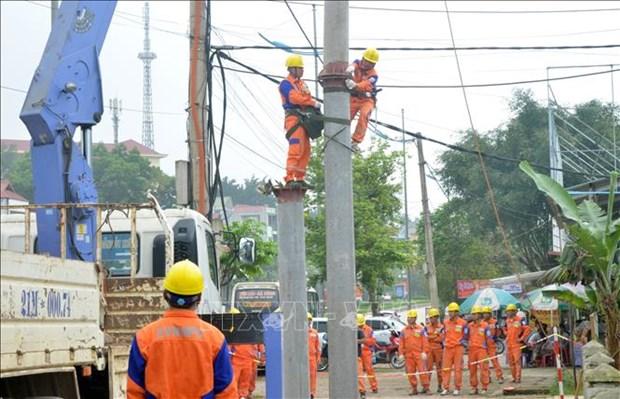 Le Vietnam baisse le prix de l'electricite pour alleger le fardeau de coronavirus hinh anh 1