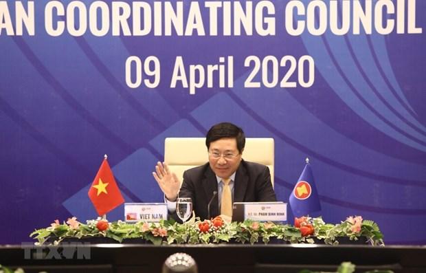 Cooperation de l'ASEAN face au COVID-19 : La solidarite fait la force hinh anh 1