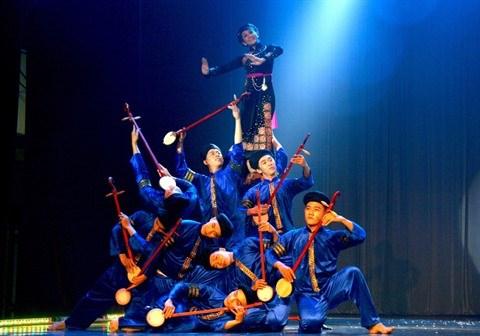 Enseigner la danse folklorique en ligne hinh anh 2