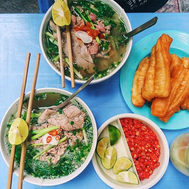 Le Pho parmi les plats les plus delicieux et sains du monde hinh anh 1