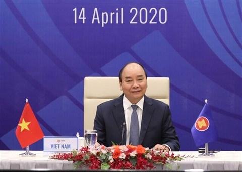 Declaration du Sommet special de l'ASEAN sur la maladie a coronavirus 2019 hinh anh 1