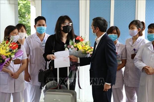 COVID-19 : 177 des 268 cas d'infection au Vietnam ont ete annonces gueris hinh anh 1