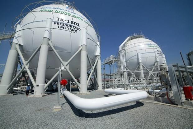 PV Gas realise un CA de 743,4 M de dollars au 1er trimestre hinh anh 1