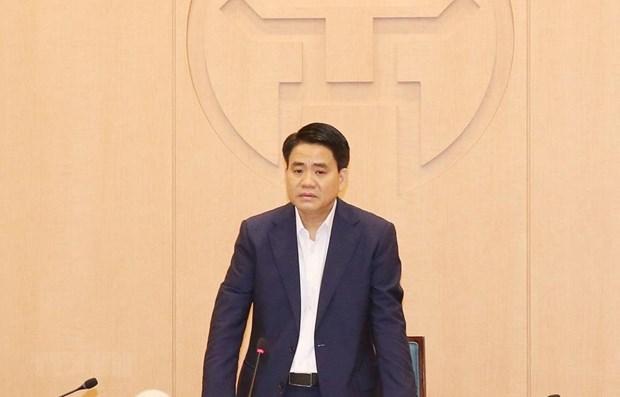 COVID-19: Hanoi identifie la decouverte des cas suspects comme la tache principale hinh anh 1