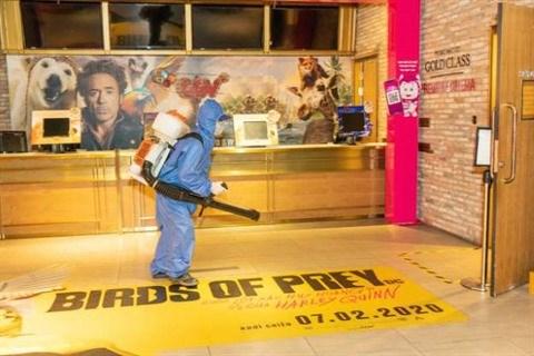 COVID-19 : Les cinemas aussi font face a la crise hinh anh 1
