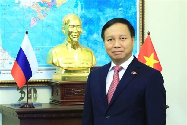 Coronavirus: l'ambassadeur vietnamien en Russie appelle a unir les efforts hinh anh 1