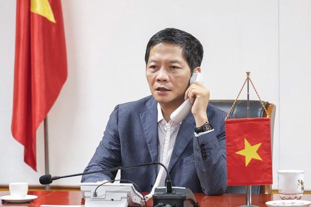 Le Vietnam et le Japon discutent de la relance economique hinh anh 1
