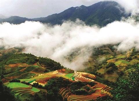 Randonnee pittoresque dans la vallee de Muong Hoa hinh anh 1