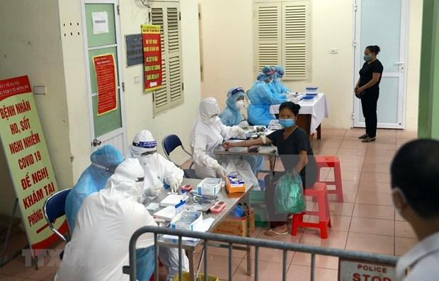 Coronavirus: aucun nouveau cas signale au Vietnam depuis 84 heures hinh anh 1